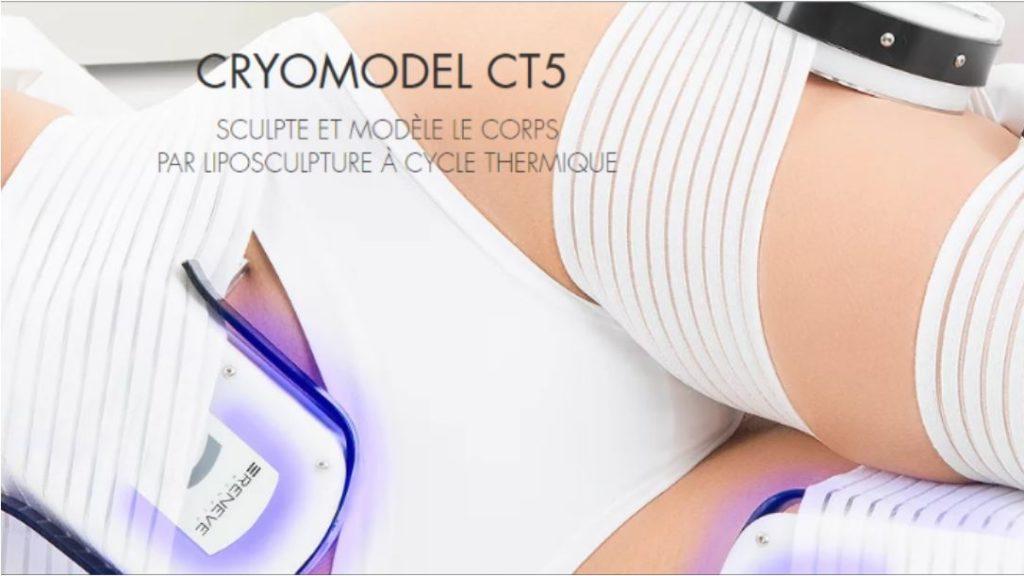 Cryomodel CT5 jambes