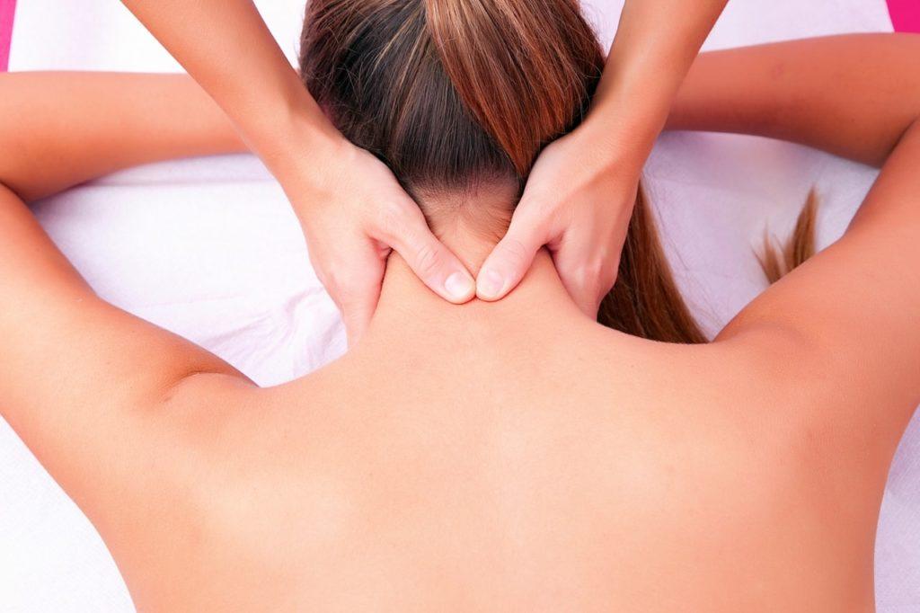 massage nuque